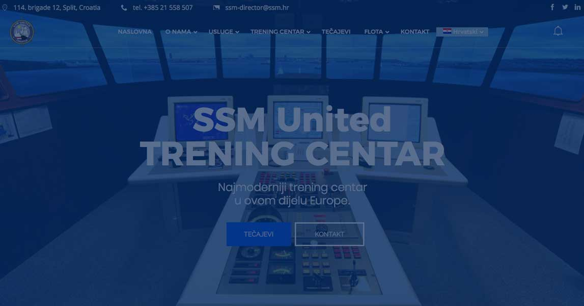 Split Ship Management – SSM United